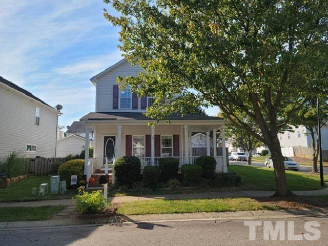 173 Fountain Springs Road, Holly Springs, NC 27540 (#2415240) :: The Perry Group