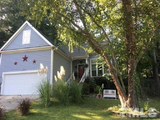 4910 Victoria Drive, Durham, NC 27713 (#2415421) :: Triangle Top Choice Realty, LLC