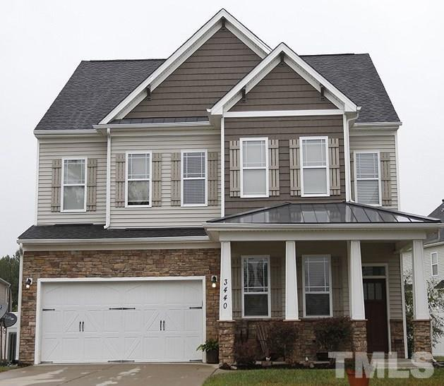 3440 Vireo Court, Raleigh, NC 27616 (#2147954) :: The Jim Allen Group