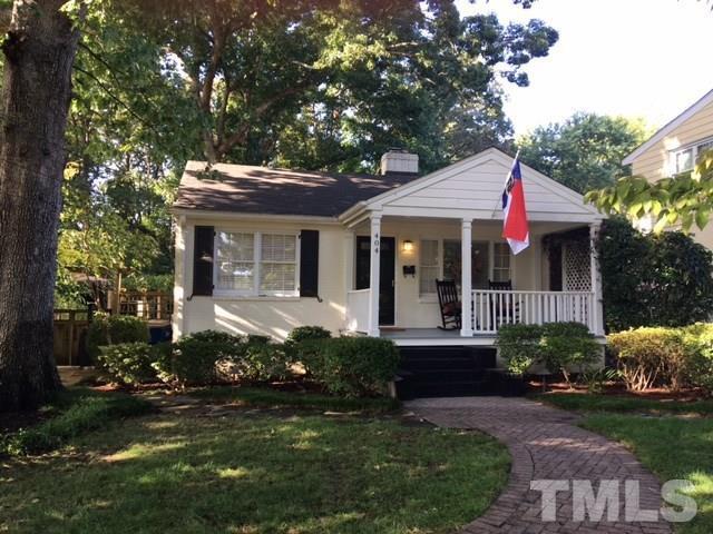 404 E Whitaker Mill Road, Raleigh, NC 27607 (#2151807) :: Marti Hampton Team - Re/Max One Realty
