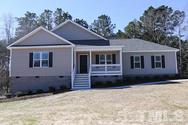 130 High Standard Lane, Angier, NC 27501 (#2154399) :: The Jim Allen Group