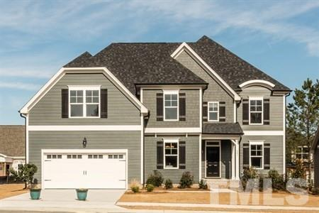 401 Rhoda Lilley Drive #68, Fuquay Varina, NC 27526 (#2156321) :: The Abshure Realty Group