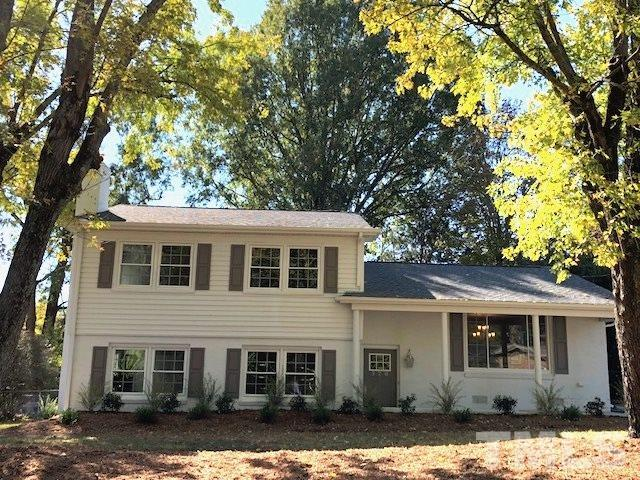 520 Harvard Street, Raleigh, NC 27609 (#2159471) :: Triangle Midtown Realty