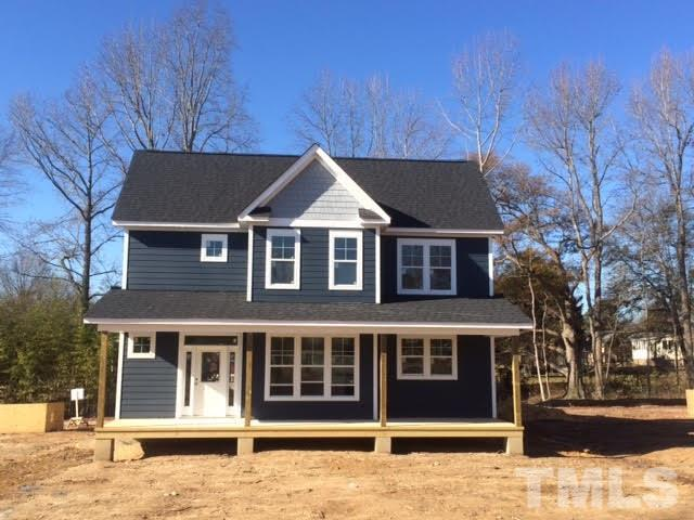917 Olive Street, Apex, NC 27502 (#2163936) :: Triangle Midtown Realty
