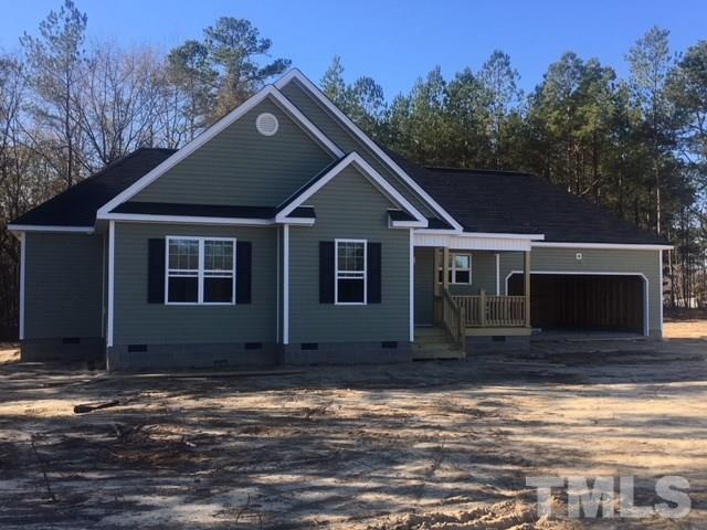 3195 Johnston County Road, Angier, NC 27501 (#2164352) :: The Abshure Realty Group