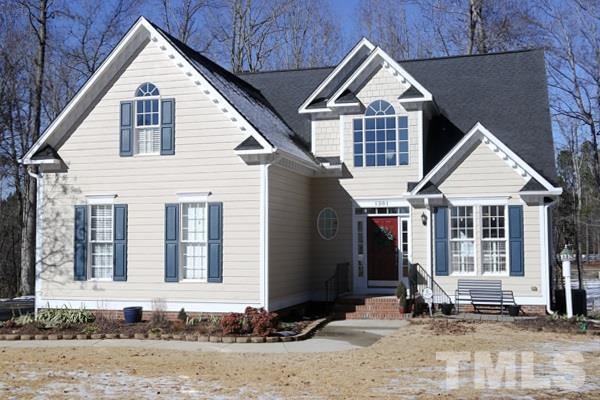 1301 Windy Field Circle, Knightdale, NC 27545 (#2164596) :: The Jim Allen Group