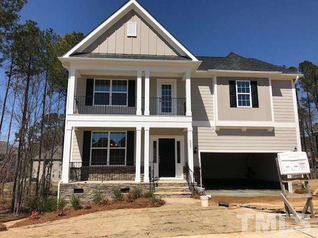 8007 Peachtree Town Lane Lot 28, Knightdale, NC 27545 (#2165338) :: Raleigh Cary Realty