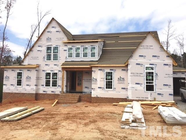1321 Champion Drive, Wake Forest, NC 27587 (#2167360) :: The Jim Allen Group