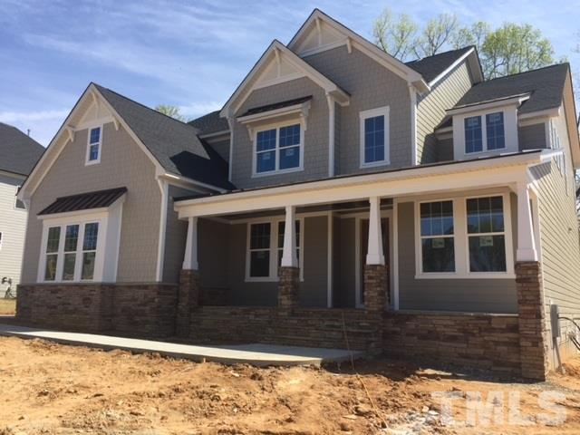 3111 Dorset Grove Road Lot 145, Apex, NC 27523 (#2167994) :: The Jim Allen Group
