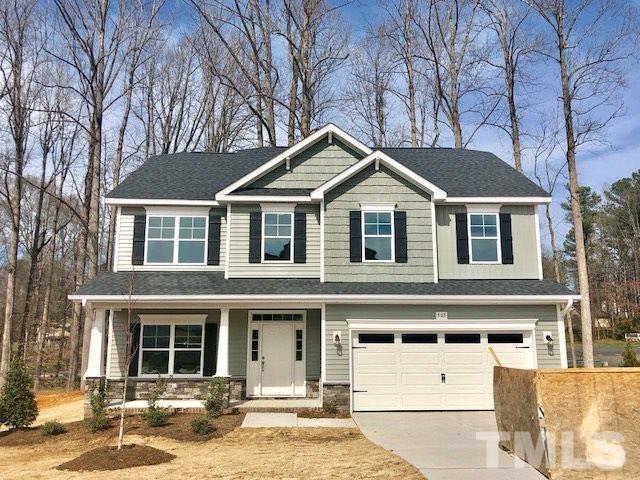 503 Holden Forest Drive, Youngsville, NC 27596 (#2169984) :: Rachel Kendall Team, LLC