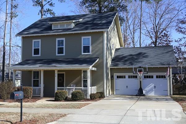 74 N Wickham Drive, Pittsboro, NC 27312 (#2170052) :: Rachel Kendall Team, LLC
