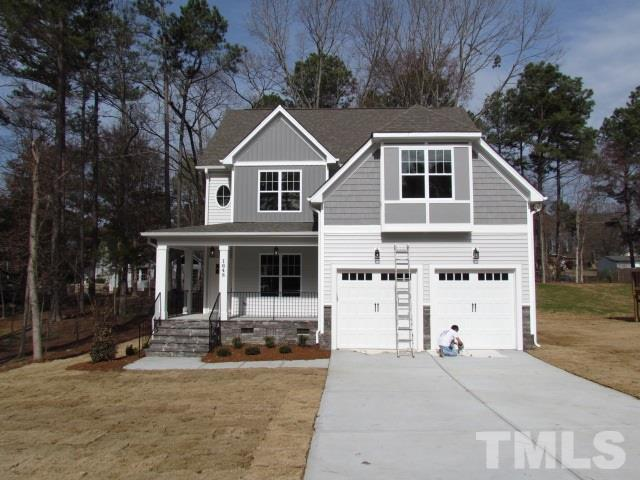 1648 Forest Road, Wake Forest, NC 27587 (#2171950) :: The Abshure Realty Group
