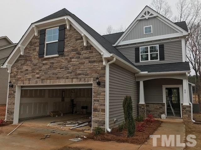 80 Cranes Nest Drive #49, Franklinton, NC 27525 (#2172460) :: The Jim Allen Group