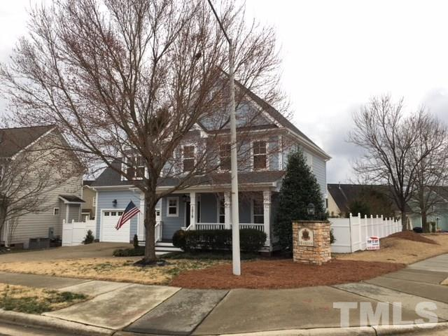 1019 Village River Drive, Knightdale, NC 27545 (#2172676) :: Triangle Midtown Realty