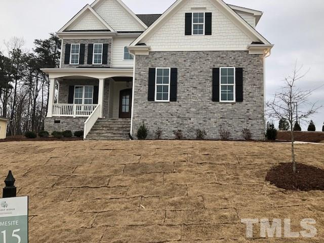 310 Clarkson Ridge Lane, Hillsborough, NC 27278 (#2173678) :: The Abshure Realty Group