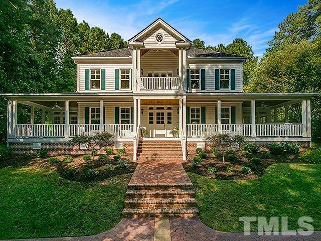 10716 Trego Trail, Raleigh, NC 27614 (#2178158) :: Raleigh Cary Realty
