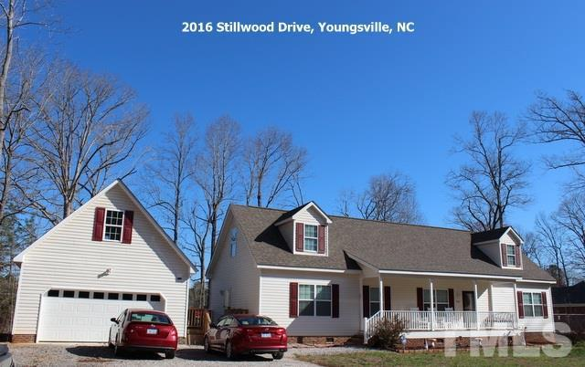 2016 Stillwood Drive, Youngsville, NC 27596 (#2180095) :: The Jim Allen Group
