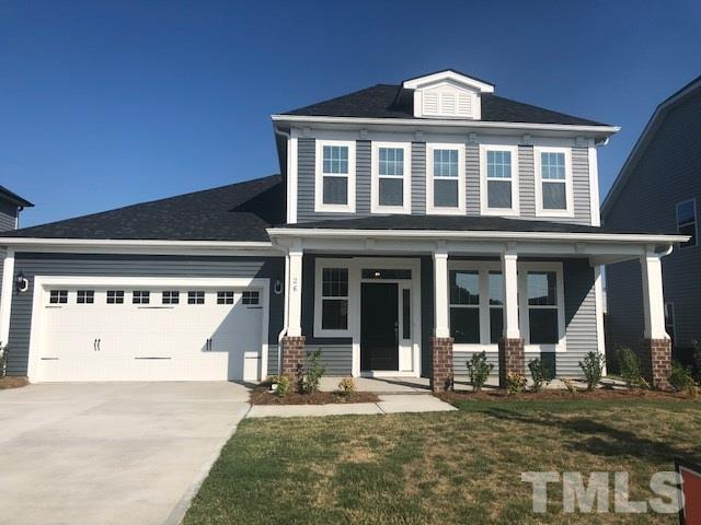 26 Sugar Maple Court #21, Garner, NC 27529 (#2180683) :: The Perry Group