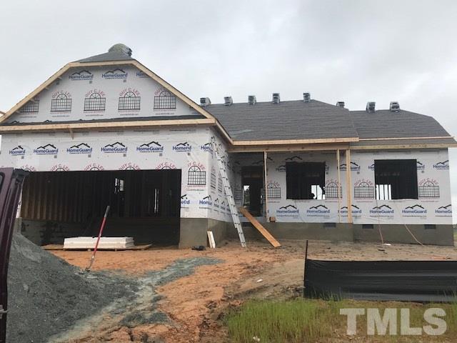 46 Stone Bank Circle, Selma, NC 27576 (#2186642) :: Rachel Kendall Team, LLC