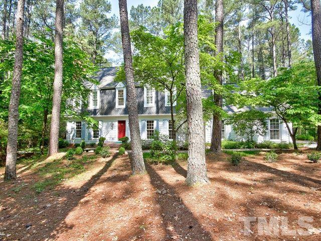 14212 Wyndfield Circle, Raleigh, NC 27615 (#2192065) :: The Perry Group
