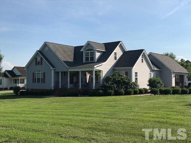 105 Gray Bass Court, Zebulon, NC 27597 (#2192161) :: The Perry Group