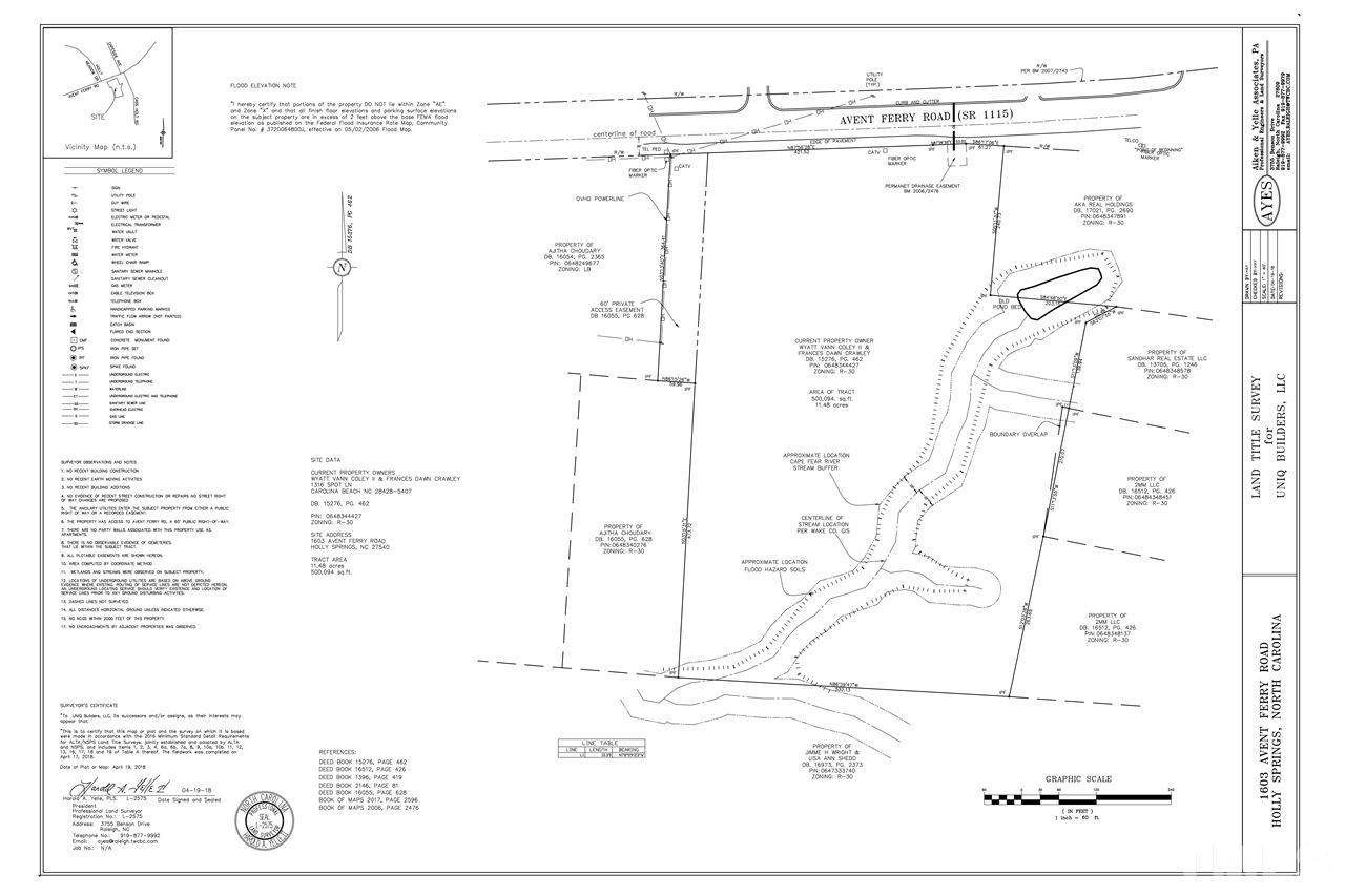 1603 Lot 2 Avent Ferry Road - Photo 1