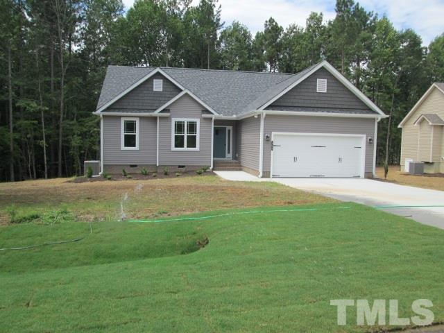 105 Saddletree Drive, Franklinton, NC 27525 (#2193008) :: The Perry Group