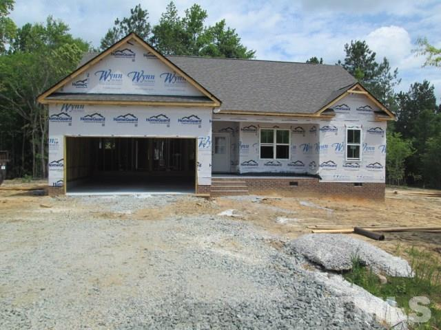 145 Saddletree Drive, Franklinton, NC 27525 (#2193078) :: The Perry Group