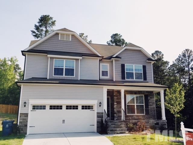 109 Bushwood Court, Durham, NC 27713 (#2195308) :: The Perry Group
