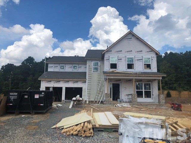 103 Sunburst Drive Cb Lot 49, Durham, NC 27705 (#2197958) :: Raleigh Cary Realty