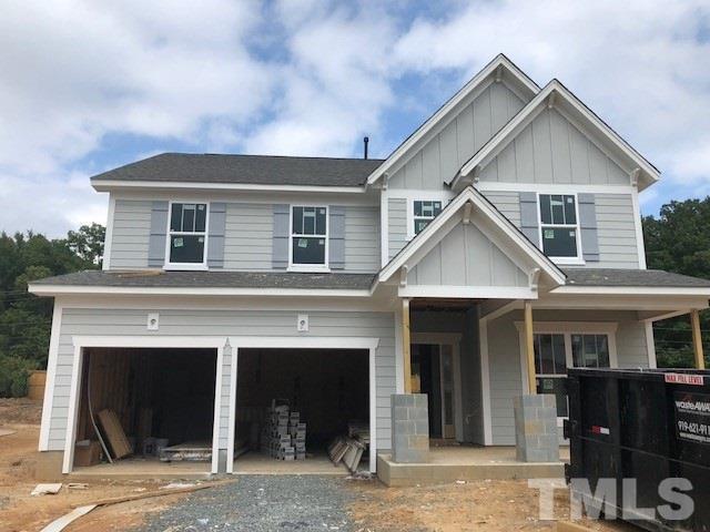 105 Sunburst Drive Cb Lot 48, Durham, NC 27705 (#2197984) :: Raleigh Cary Realty