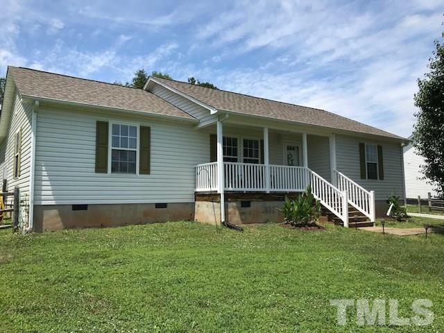 1087 Jim Latta Road, Rougemont, NC 27572 (#2198462) :: The Abshure Realty Group
