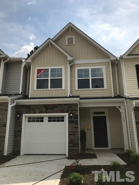 102 Whitfield Road, Durham, NC 27705 (#2199895) :: The Abshure Realty Group