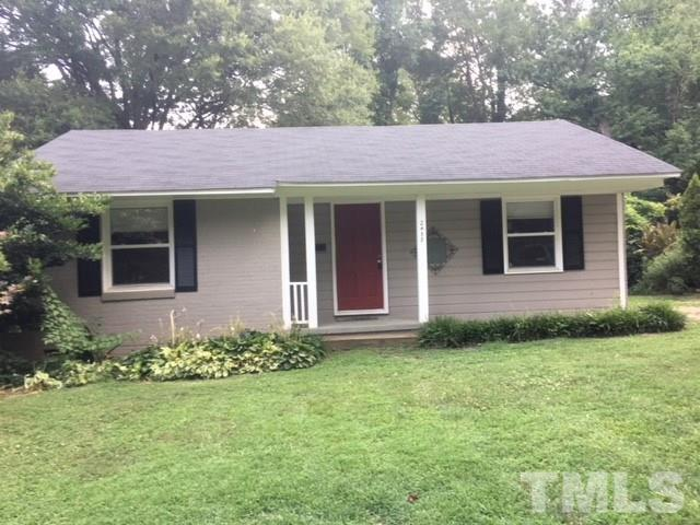 2458 Stevens Road, Raleigh, NC 27610 (#2200321) :: The Perry Group