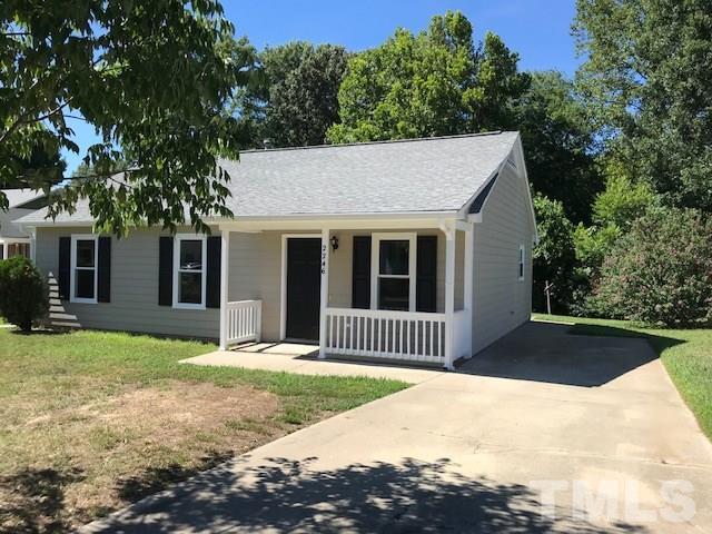 2246 Pine Knoll Terrace, Burlington, NC 27217 (#2201603) :: The Abshure Realty Group