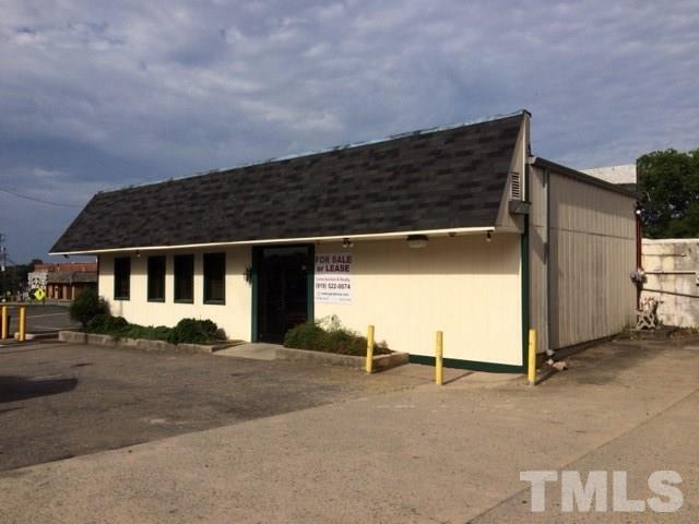 37 Hillsboro Street, Pittsboro, NC  (#2202281) :: Kim Mann Team
