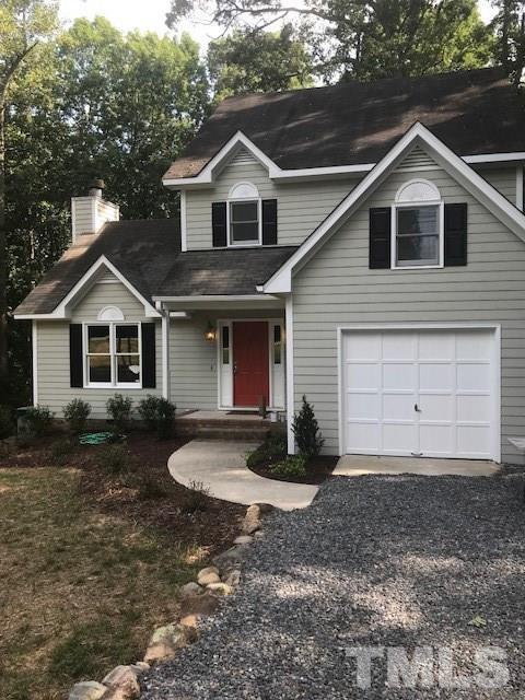 600 Highland Trail, Chapel Hill, NC 27516 (#2203520) :: Rachel Kendall Team