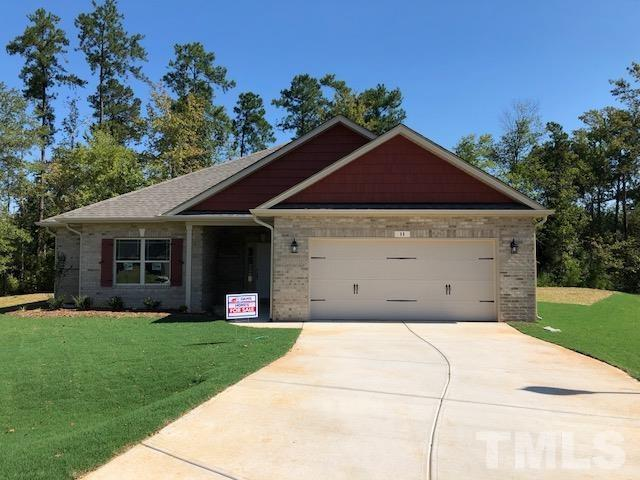 11 Woodwater Circle, Lillington, NC 27546 (#2203537) :: Raleigh Cary Realty