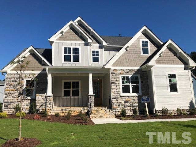 122 Swansboro Drive, Chapel Hill, NC 27516 (#2203914) :: The Perry Group
