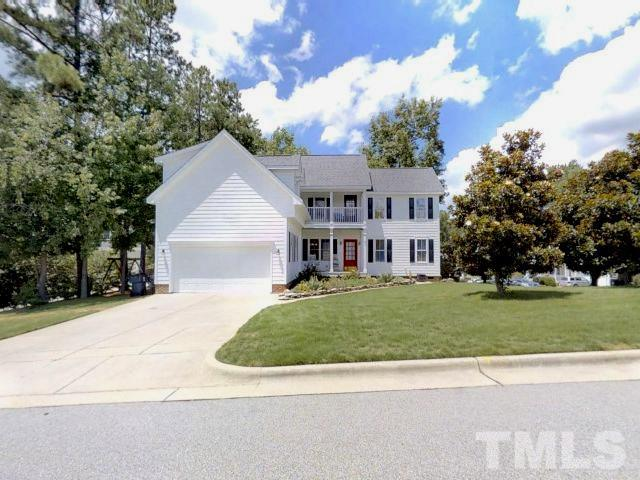 1401 Applethorn Drive, Apex, NC 27502 (#2207430) :: The Abshure Realty Group