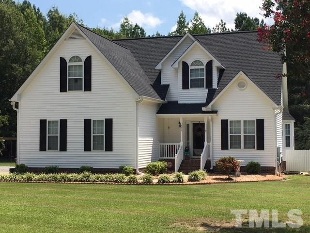 660 Olympic Trail, Garner, NC 27529 (#2209085) :: The Perry Group