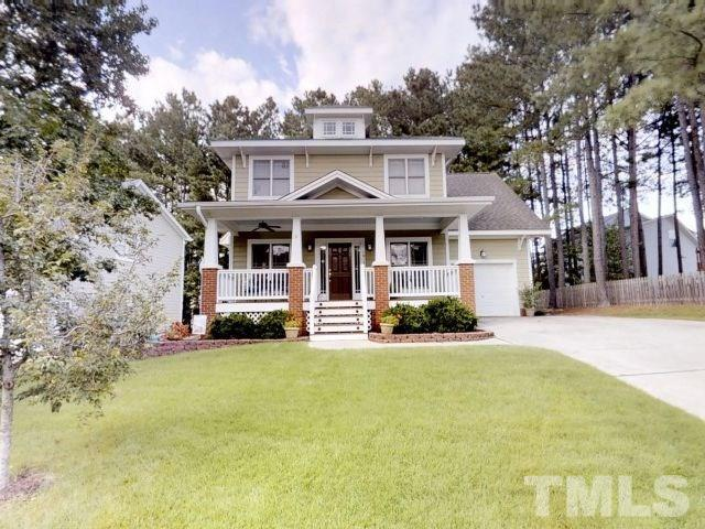 1015 Scotts Ridge Trail, Apex, NC 27502 (#2211445) :: Raleigh Cary Realty