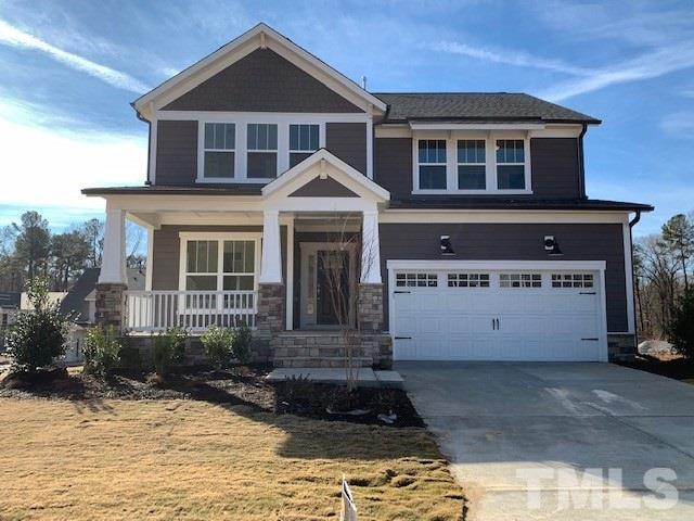 108 Mayweed Drive Cb Lot 32, Durham, NC 27705 (#2214534) :: The Results Team, LLC