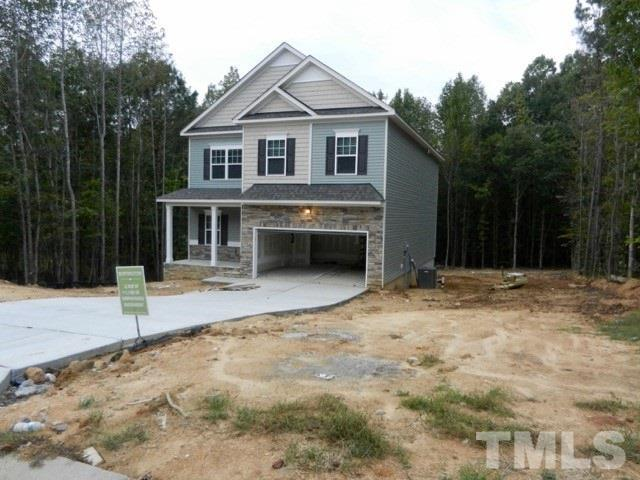 130 Post Oak Drive #13, Louisburg, NC 27549 (#2215706) :: The Abshure Realty Group