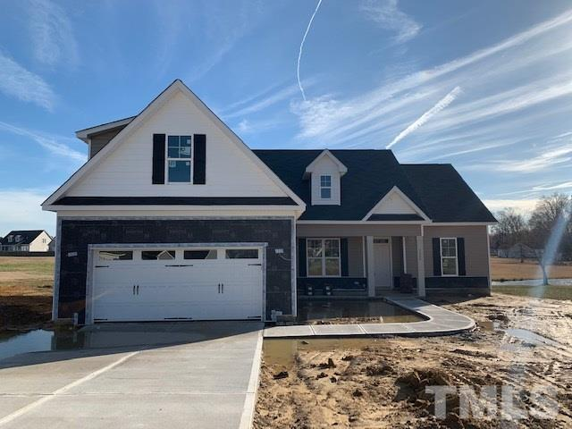 3805 Ramblewood Hill Drive, Wilson, NC 27893 (#2221890) :: The Perry Group