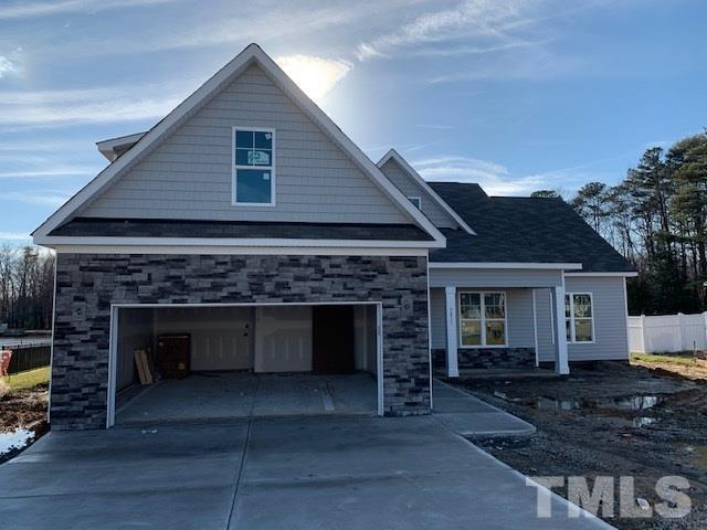 3811 Ramblewood Hill Drive, Wilson, NC 27893 (#2221931) :: The Perry Group