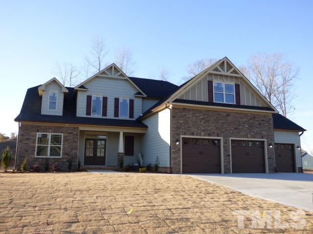 23 Look Drive, Garner, NC 27529 (#2224738) :: Raleigh Cary Realty
