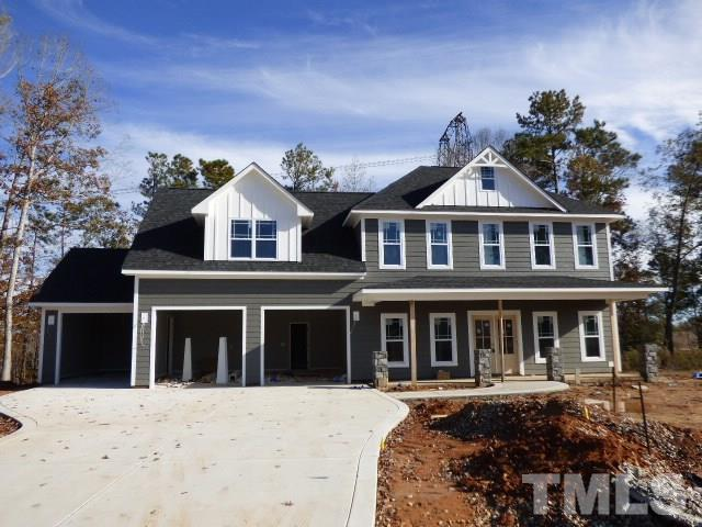 86 Look Drive, Garner, NC 27529 (#2224748) :: The Perry Group