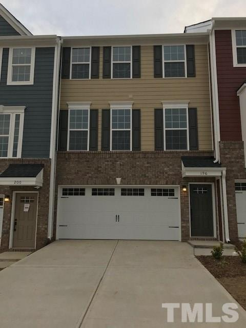 192 Misty Pike Drive 0040C, Raleigh, NC 27603 (#2226228) :: Marti Hampton Team - Re/Max One Realty