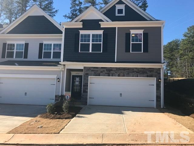 1202 Wingstem Place #01, Raleigh, NC 27607 (#2226526) :: Marti Hampton Team - Re/Max One Realty
